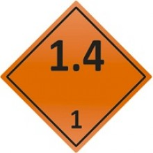 Знак опасности № 1.4