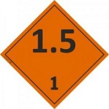 Знак опасности № 1.5