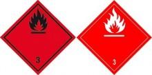 Знак опасности № 3