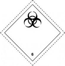 Знак опасности № 6.2