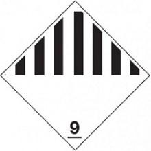 Знак опасности № 9